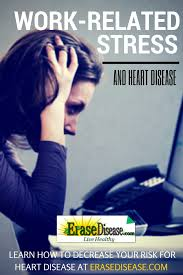 work related stress and your heart health lower blood pressure