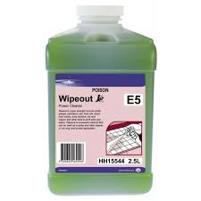 wipeout j fill 2 5lt j div specialty general cleaning