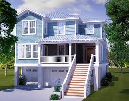3 story homes 3 story beach house plans on pilings