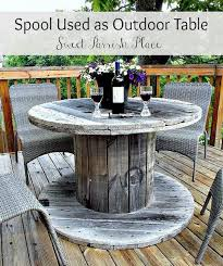 Upcycled Unique Patio Furniture Ideas Recycled Things - Recycled outdoor furniture