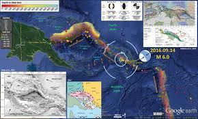 Solomon Islands Map Earthquake Report Solomon Islands Earthjay Science