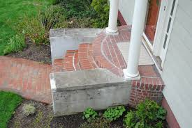 Front Entry Stairs Design Ideas Wonderful Brick Front Steps Designs Gallery Ideas House Design