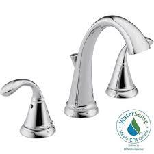 bathroom faucets bathroom faucet inch spread waterfall delta