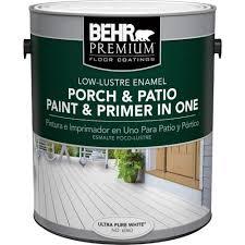 concrete porch u0026 patio paint exterior paint the home depot