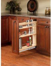 Spice Racks For Kitchen Cabinets Pull Out Spice Rack Ebay