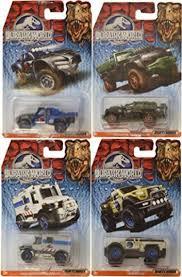 Matchbox Jurassic World Rock Shocker Die Cast Toy Vehicles Gift