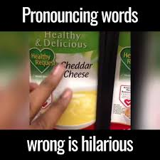 Pronounce Memes - unilad this guy pronouncing words wrong is too funny