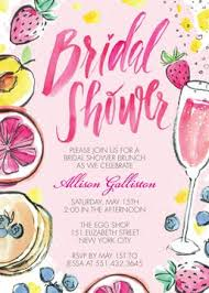 bridal shower brunch invites bridal shower invitations printswell