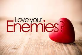 love your enemies matthew 5 43 48 catholic glow