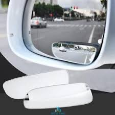 Mirrors For Blind Spots On Cars Stick On Convex Mirror Ebay