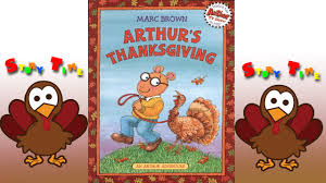 arthur s thanksgiving