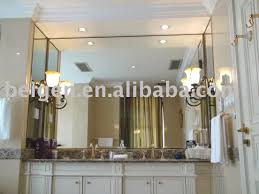 mirrors to decorate bathroom walls home