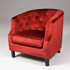 Red Curved Sofa by Burgundy Velvet Sofa Burgundy Velvet Accent Chair Burgundy