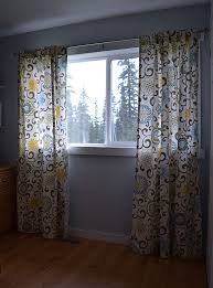 Tab Curtains Pattern White Tab Top Curtains And A Giveaway Diy Projects