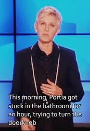 Ellen Degeneres Meme - funny my gifs cute ellen degeneres the ellen show portia de rossi