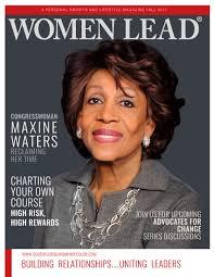 Women Magazine Women Lead Magazine U2013 Women Of Color Empowerment Institute