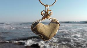 heart stone necklace pendants images Heart stones gallery jpg