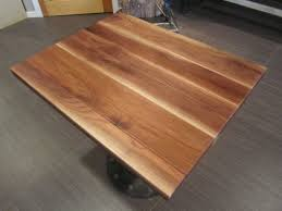 laminated wood table top restaurant table tops laminated walnut planks restaurant table