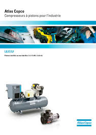 le lt lf atlas copco compresseurs à pistons pour l u0027industrie