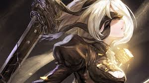 halloween background anime 1920x1080 nier automata background wallpaper by ladygaga revelwallpapers net