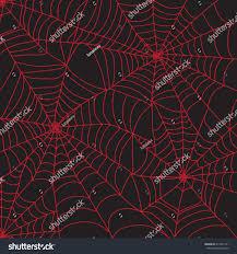 red spider web halloween stock vector 217942141 shutterstock