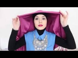 tutorial jilbab ala ivan gunawan tutorial hijab pashmina youtube