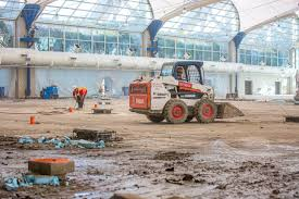 repairs begin on convention center pavilion the san diego union