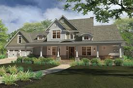 house plans with large front porch fourplans outstanding homes 2 500 sq ft builder