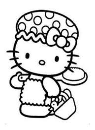 hello kitty princess coloring pages image information