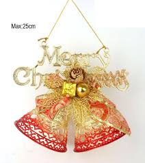 gift tree free shipping merry christmas tree decoration bells bell decorations