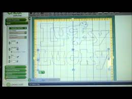Cricut Craft Room Software - creating word art using cricut craft room youtube