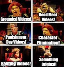 Videos Memes - goanimate in a nutshell imgflip