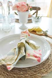 pottery barn inspired diy jute placemats perfect for summer