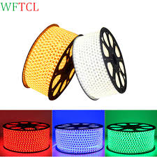 Outdoor Led Tape Light - wftcl led lighting strips 60led m 5050 flexible outdoor led strip