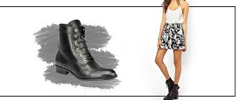 blouse your boots boots and skirts your transition combo cuadra