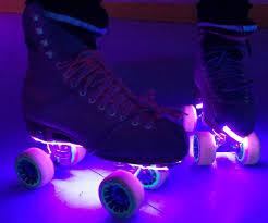 roller skates with flashing lights skate lights