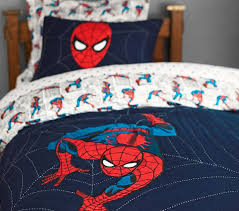Call Pottery Barn Kids Spider Man Quilt Pottery Barn Kids