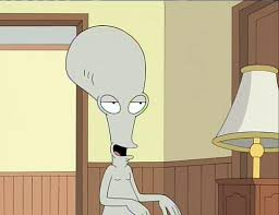 American Dad Meme - 15 brutal insults from roger smith of american dad