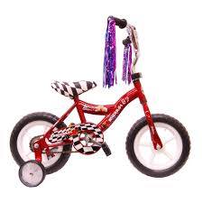 pink motocross bike boys 12 inch micargi red mbr bike toys
