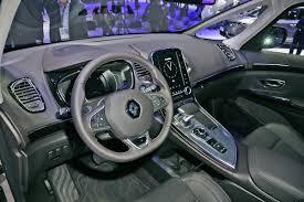 renault espace 2015 interior vwvortex com paris auto show 2014 pics