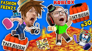 Hit The Floor On Youtube - roblox the floor is lava tnt rush fgteev fashion frenzy best
