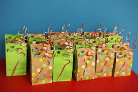 treat bags football team treat bag ideas here we go birthday treat bags