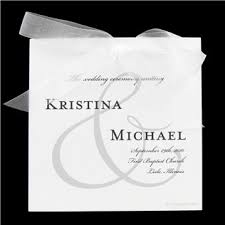 wedding invitations hobby lobby his hers white ampersand wedding invitation set shop hobby