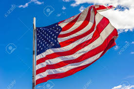 Flag Of The United States Of America Flag Of The United States Of America In Boston Usa It Includes