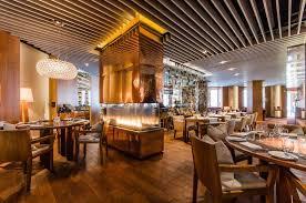 restaurant cuisine ouverte luxury touch