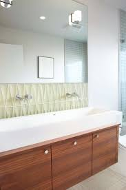 mid century bathroom design home interior design