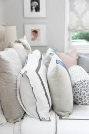 order of pillows on bed inspired by u2026 five easy ways to a have a more productive day