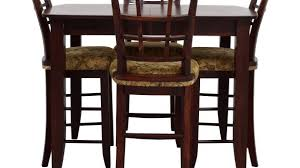high table with four chairs high top dining tables amazing table and chairs in bar sets intended