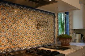 how gorgeous are these custom hand painted tiles they create