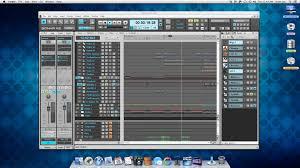 sonar x2 for mac osx native w screenshot gearslutz pro audio